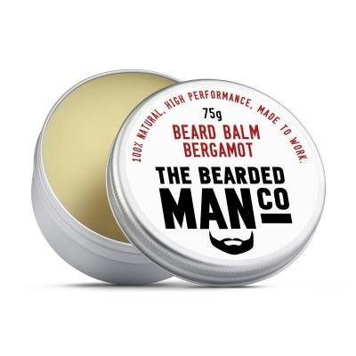 The Bearded Man Company Beard Balm Bergamot