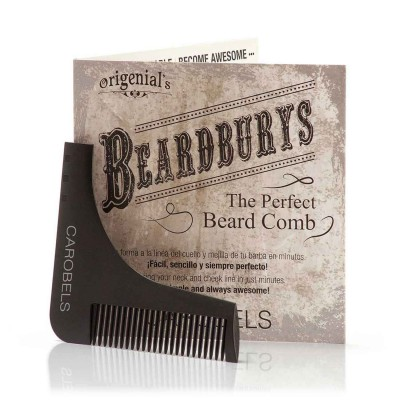 Beardburys Beard Contour Comb