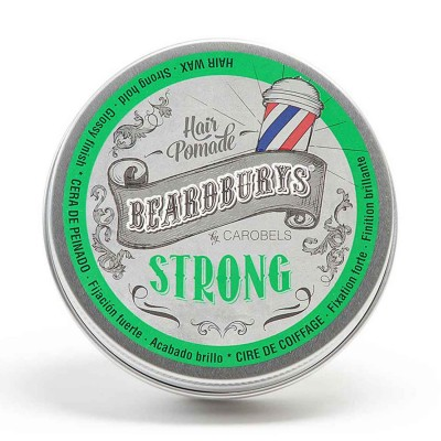 Beardburys Hair Pomade Strong 100ml