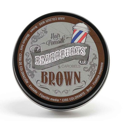 Beardburys Hair Pomade Brown 100ml