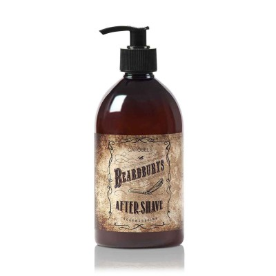 Beardburys After Shave Barber Size