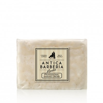 Mondial Antica Barberia Shaving Cream Original Citrus Barber Size
