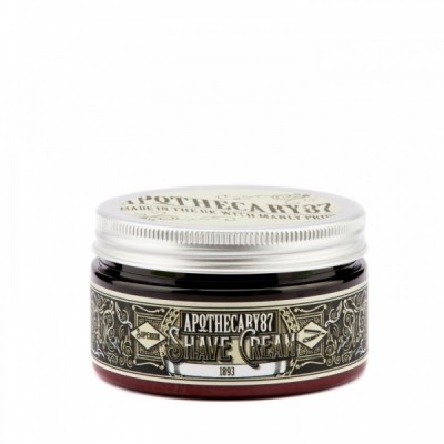 Apothecary 87 Shave Cream