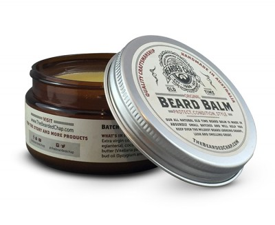 The Bearded Chap Original Beard Balm