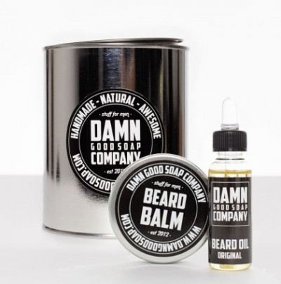 Damn Good Soap Company Starter Kit - Beard
