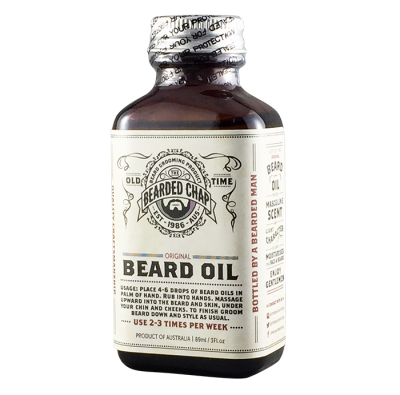The Bearded Chap Original Beard Oil