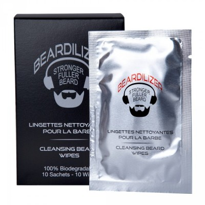 Beardilizer Beardilizer Cleansing Wipes