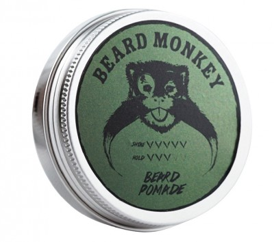 Beard Monkey Beard Pomade