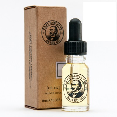 Captain Fawcett Beard Oil Private Stock 10 ml