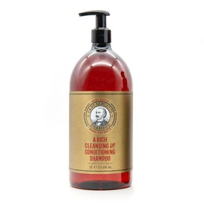 Captain Fawcett Ricki Hall's Booze & Baccy Shampoo 1000 ml