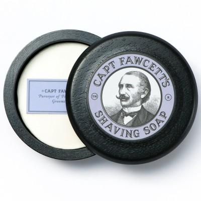 captain fawcett shaving soap