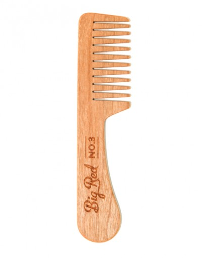 Big Red Beard Comb No.3 - Cherry