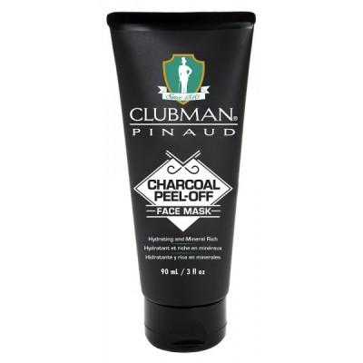 Clubman Charcoal Peel-Off Mask