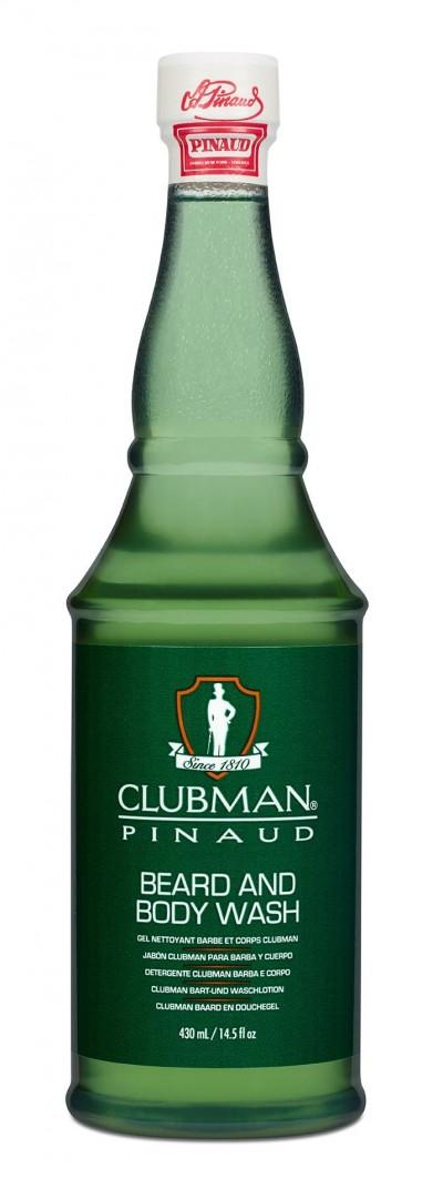 Clubman Pinaud Beard and Body Wash
