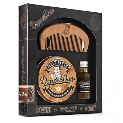 Dapper Dan Hairy Man Gift Set