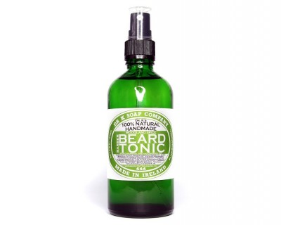 Dr K Soap Company Beard Tonic Woodland Spice Barber Size