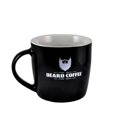 Beard Coffee Cup