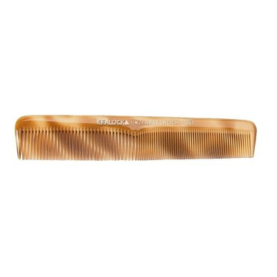 Efalock Gent's Comb Brown