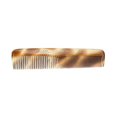 Efalock Pocket Comb Brown