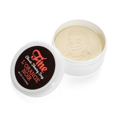 Mr Fines L'orange Noir Shaving Soap