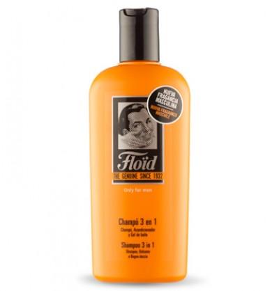 Floïd 3 in 1 Shampoo
