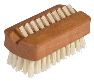 Hermod Nail Brush Pear Wood