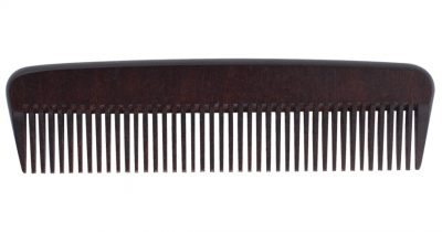 Hermod Beard Comb Stained Dark