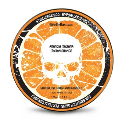 The Goodfellas' Smile Italian Orange Traditional Shaving