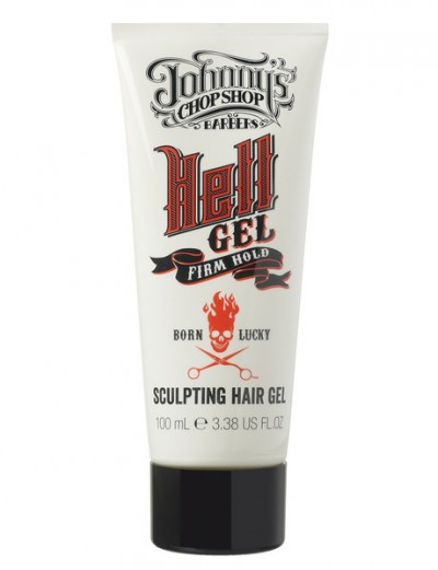 Johnny's Chop Shop Hell Gel