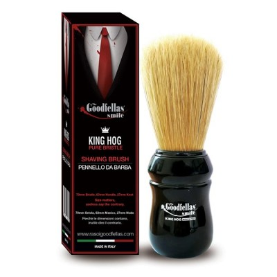 The Goodfellas' Smile King Hog by Omega Brushes