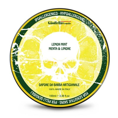 The Goodfellas' Smile Lemon & Mint Traditional Shaving