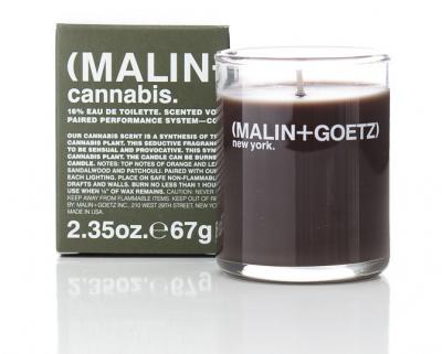 Malin+Goetz Cannabis Candle Votive