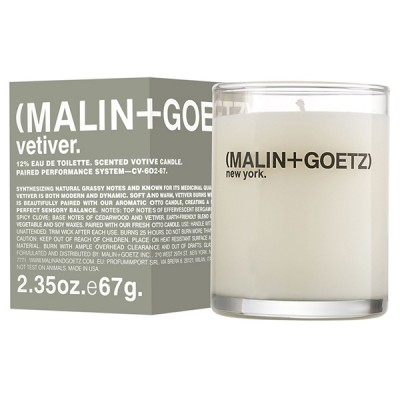 Malin+Goetz Vetiver Candle Votive