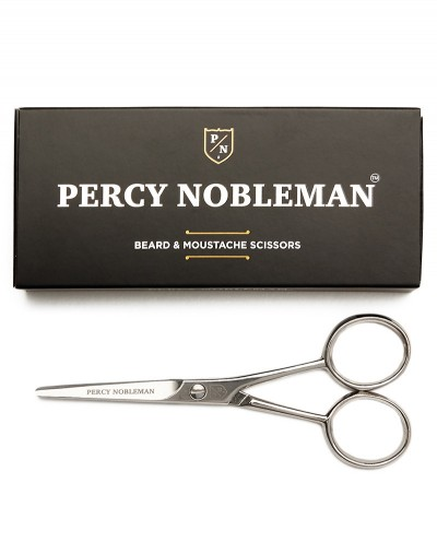 Percy Nobleman Beard Scissors