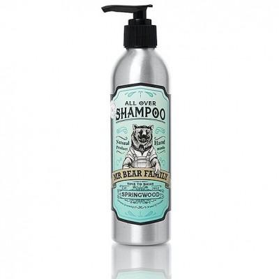 Mr Bear Family All Over Shampoo - Springwood 250 ml
