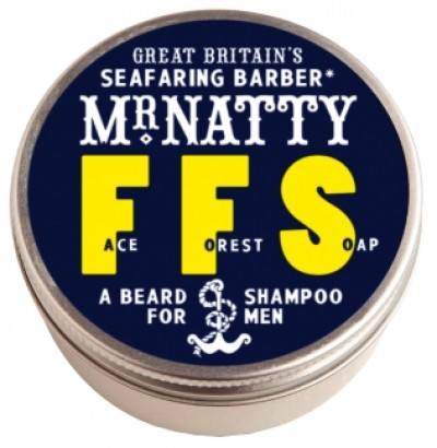 Mr Natty Face Forrest Beard Shampoo