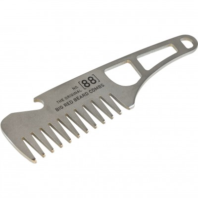 Big Red Beard Comb No.88 - Lite Wide