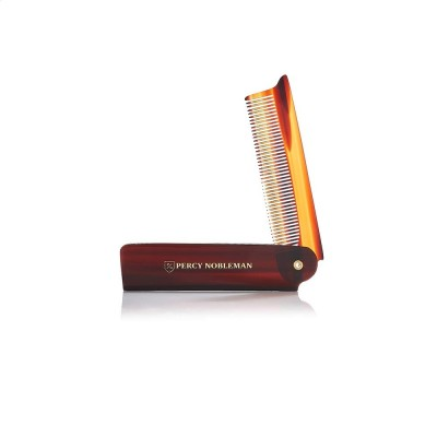 Percy Nobleman Folding Beard & Hair Comb