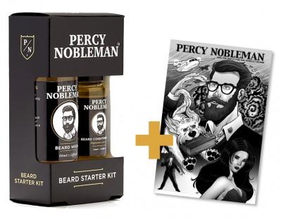 Percy Nobleman Starter Kit + Comic Book