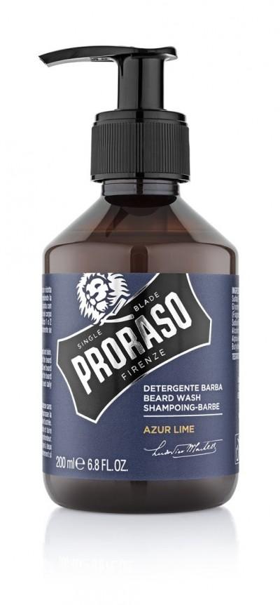 Proraso Beard Shampoo - Azure Lime