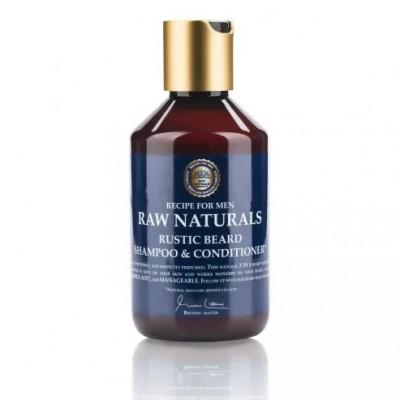 Raw Naturals Beard Shampoo & Conditioner