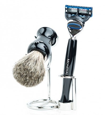 Mondial Gibson Shaving Set II Safety Razor