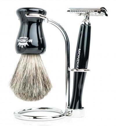 Mondial Gibson Shaving Set Safety Razor