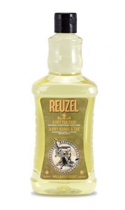 Reuzel 3-in-1 Tea Tree 1L