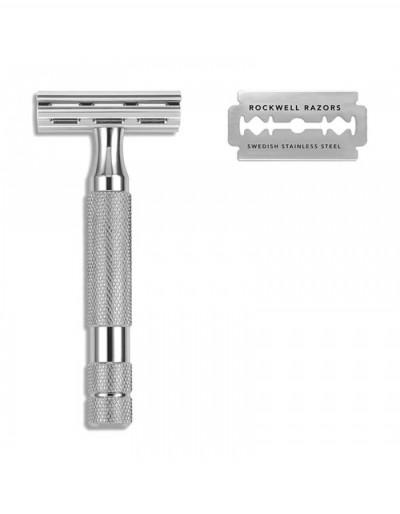 Rockwell Razor 2C White Chrome
