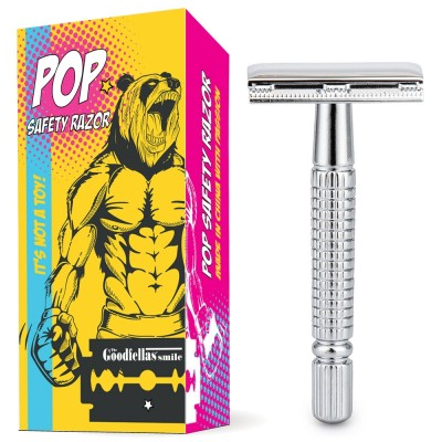 The Goodfellas' Smile Classic Safety Razor
