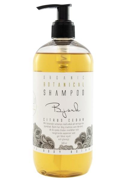 Kaliflower Organics Shampoo Björk 500ml