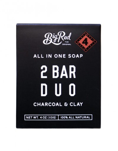 Big Red Beard & Body Duo Soap