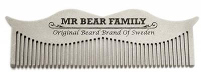 Mr Bear Steel Comb