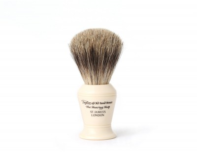 Taylor Of Old Bond Street Shaving Brush Pure Badger Ivory
